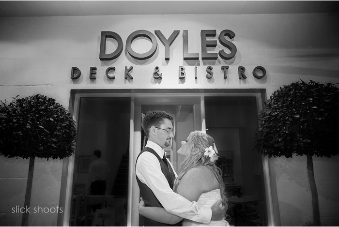 Mel and Billy Doyles in Mordialloc