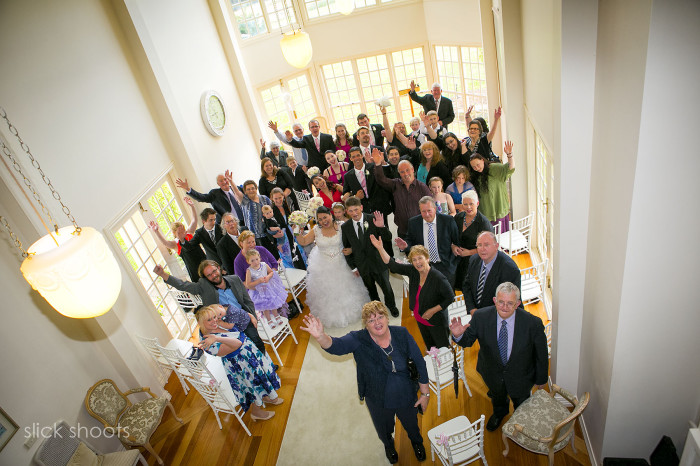 Mary Jane & Marcus wedding Summerfields Country House Estate
