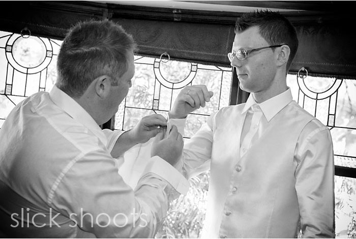 Brittany and Cory wedding Ascot House Melbourne